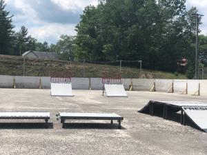 Long Lake Skateboard Park