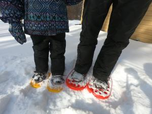Nature Sunday_Snowshoes resize