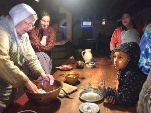 Maple-filled Fun Throughout Genesee Country Village & Museum