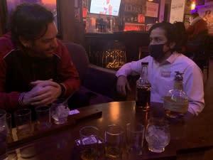 Bourbon tasting - HGI workcation