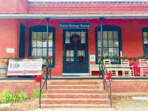 Textile Heritage Museum at Christmas