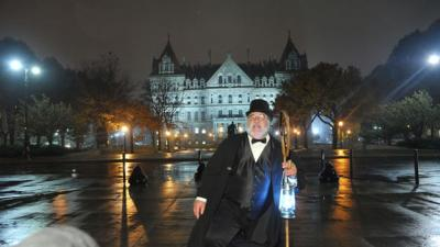 Ghost of Albany Tours