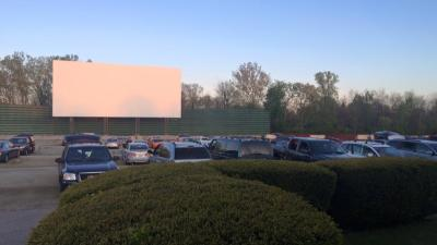 melody drive in
