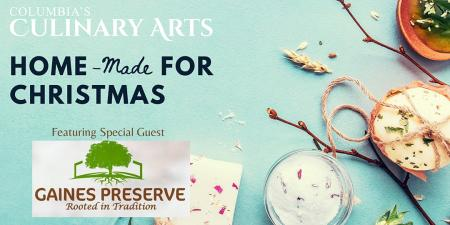 Home-Made for Christmas with Special Guest Rhea Gaines