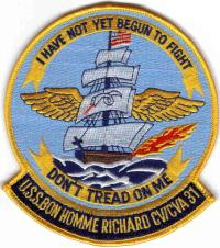 USS Bon Homme Richard