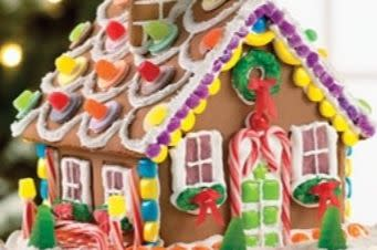GingerBreadHouseContest
