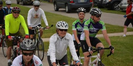 The annual B&O Bicycle Tour will be held June 12, 2021.