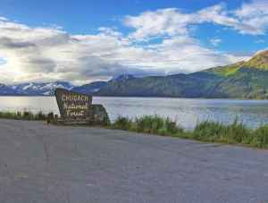 A driving trip down the scenic Turnagain Arm.