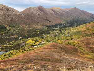 Fall Colors in Eagle River