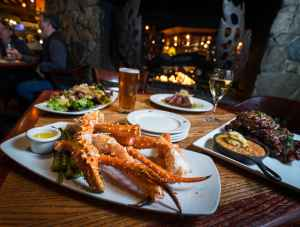 Anchorage restaurants pair Alaska seafood, local beer and great chefs.