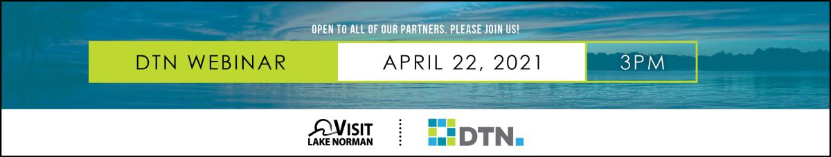 DTN Webinar Save the Date
