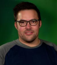 Jacob Teague Portrait