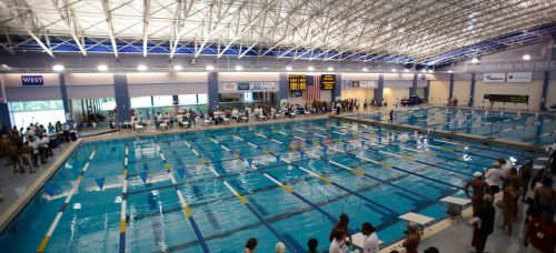 National Black Heritage Swimming, Triangle Aquatic Center, Cary