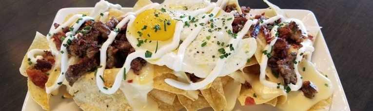 Meridiem Breakfast Nachos