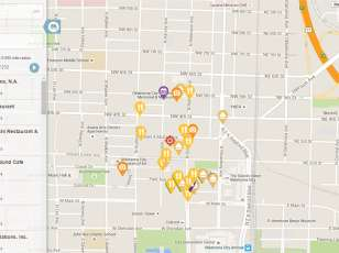 Plan Your Trip To Oklahoma City Maps Visitors Guide