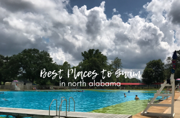 Best Places to Swim in North Alabama - Summer 2020 Edition
