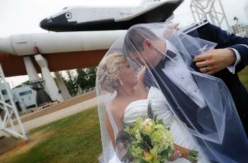 Space & Rocket Wedding