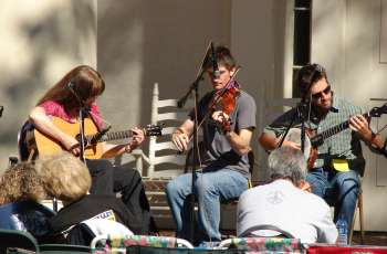 Music Set to Begin Again at the Old Time Fiddlers Convention