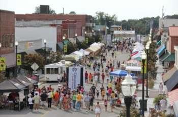 Albertville's Free Music Festival Set for August 2-3
