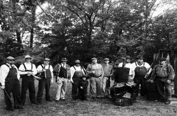 Recall LaGrange's Raid on Moonshine to be Reenacted May 1