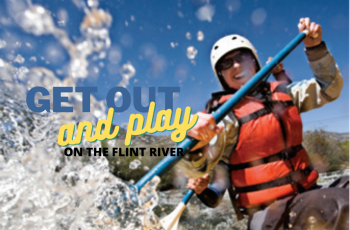Get Out and Play on the Flint River
