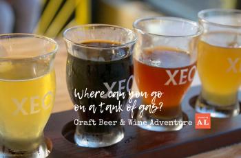 Craft Beer & Wine Trail Adventure