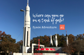 Space Adventure in North Alabama