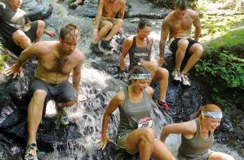 Fear Is Not An Option during Gadsden's Barbarian Challenge