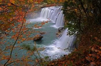 North Alabama Fall Color Trail