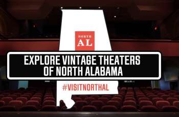 North Alabama Vintage Theaters