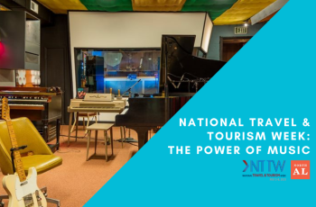 National Travel & Tourism Week: The Power of Music