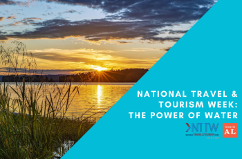 National Travel & Tourism Week: The Power of Water