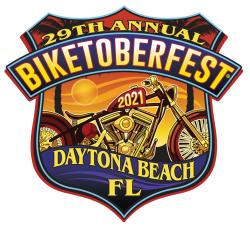 2021 Biketoberfest Logo