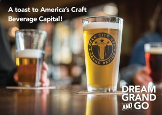 A toast to America's Craft Beverage Capital!