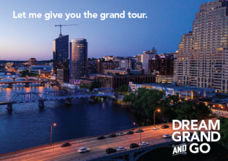 Let me give you the grand tour. Dream Grand and Go
