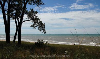 Lake View Beach - Indiana Dunes
