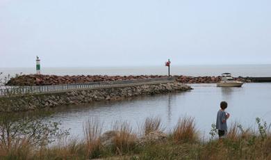 Portage Lakefront and Riverwalk