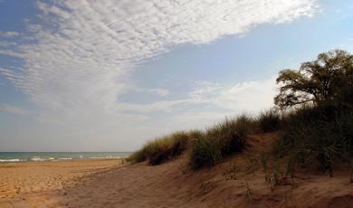 Porter Beach Access NPS Indiana Dunes