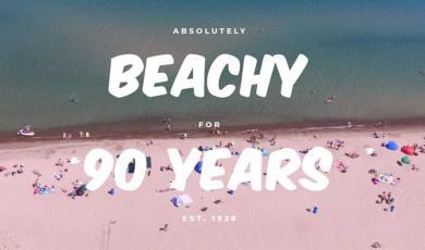 Wells St. Beach - Absolutely Beachy