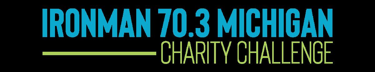 Ironman Charity Challenge Logo
