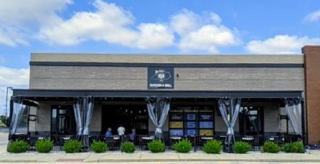 850 taproom exterior