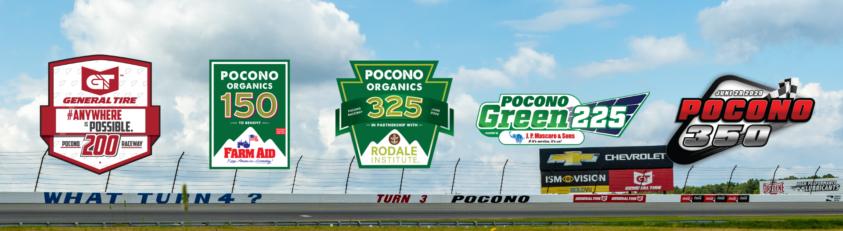 2020 Pocono Races