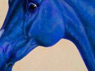 Blue Horse - Internet