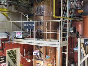 Four Roses Beer Still