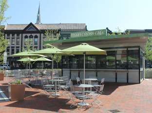 Main Cross Cafe in Triangle Park