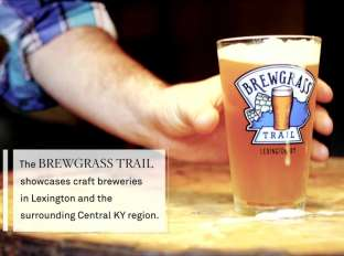 """The Brewgrass Trail"" - Lexington, KY"