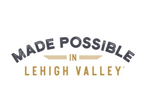 Made Possible in Lehigh Valley logo