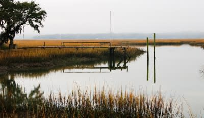Beaufort River Early Morning