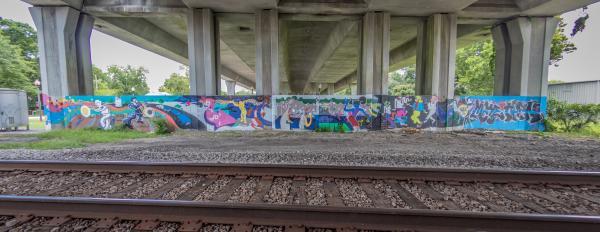 Biloxi Public Art: Mahoney's