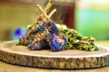 Glaze Kitchen Lamb Chops